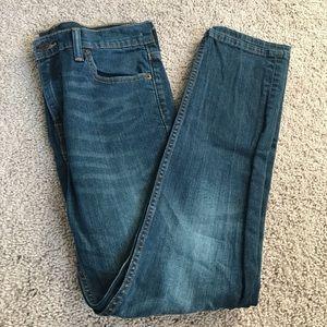 Levis 510 30x30 jeans medium wash